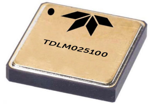 The new 2.5GHz, 100W RF Power Limiter from Teledyne e2v HiRel, a monolithic all-in-one solution for high reliability applications. (Photo: Business Wire)