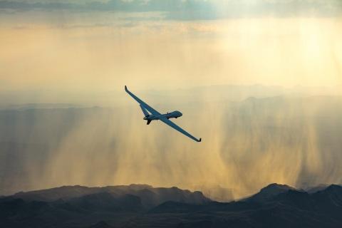 澳洲政府選擇GA-ASI的MQ-9B SkyGuardian®變型,為澳洲國防軍的Air 7003計畫提供武裝RPAS。(照片:美國商業資訊)