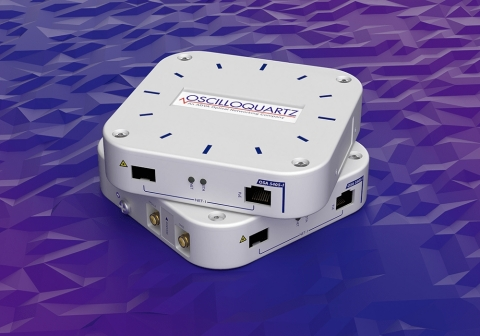 ADVA's OSA 5405 timing technology is helping Play prepare for 5G (Photo: Business Wire)
