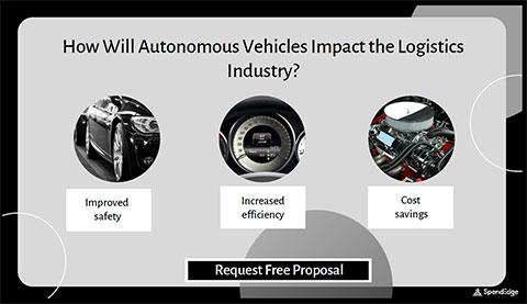 How Will Autonomous Vehicles Impact the Logistics Industry?