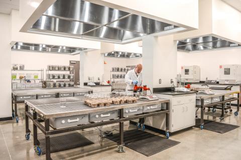 Wax Prep Lab (Photo: Business Wire)