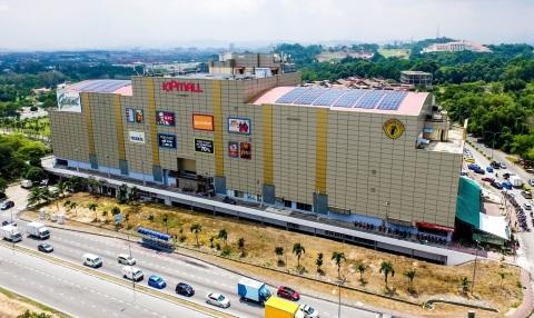 KIP Mall Bangi (Photo: Business Wire)