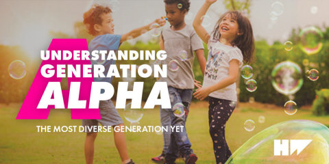Understanding Generation Alpha (Graphic: Business Wire)
