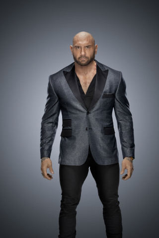 WWE Hall of Famer Batista (Photo: Business Wire)