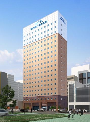 Toyoko Inn Seoul Yeongdeungpo (Graphic: Business Wire)
