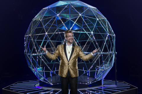 COMEDIAN/WRITER ADAM CONOVER TAPPED TO HOST NICKELODEON'S NEW FAMILY GAME SHOW, THE CRYSTAL MAZE (Photo: Business Wire)