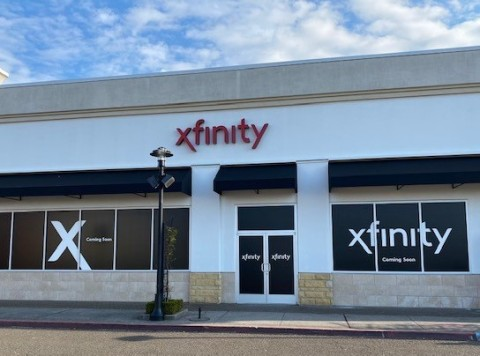 New Xfinity Store in Happy Valley at Clackamas Mall Set to Open December 12. (Photo: Business Wire)