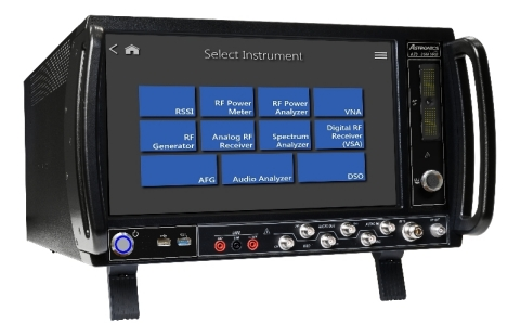 The new ATS-3100 VRS from Astronics Test Systems is an integrated, bench top, software-defined radio test solution addressing radio test needs for legacy, current and next generation technology. (Photo: Business Wire)