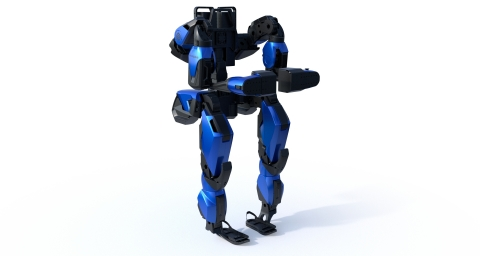 Sarcos Robotics Begins Delivery of Guardian XO Full-Body, Force-Multiplying Industrial Exoskeleton Alpha Units (Photo: Business Wire)