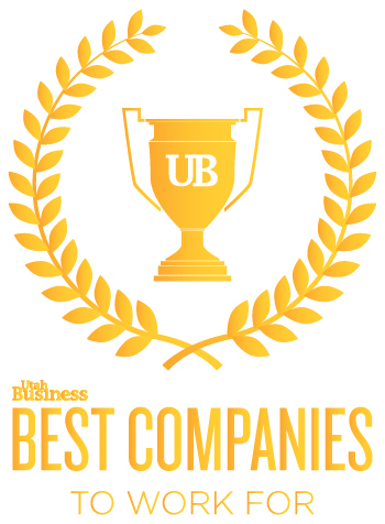 """Utah Business magazine named Vivint Smart Home one of Utah's """"Best Companies to Work For"""" for the second consecutive year. (Graphic: Business Wire)"""