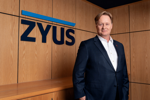 Brent Zettl, President and CEO of ZYUS Life Sciences Inc. (Photo: Business Wire)