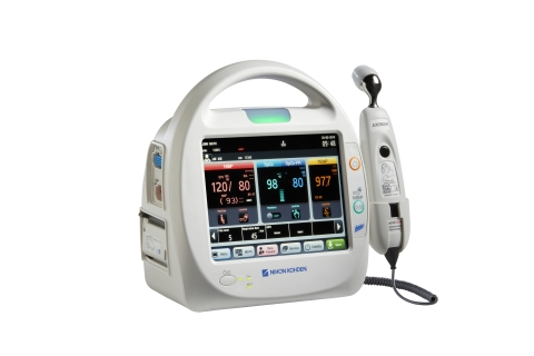 Nihon Kohden Launches Life Scope® SVM-7200 Series Vital Sign Monitor (Photo: Business Wire)