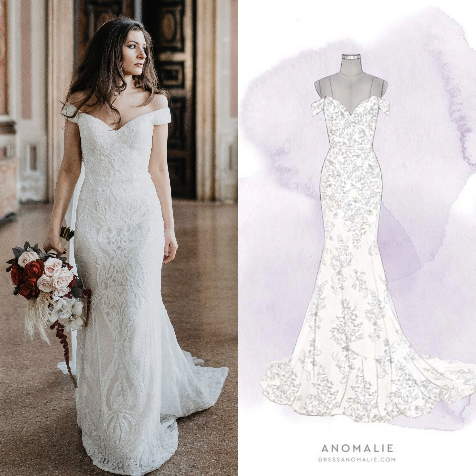 Anomalie Launches Dressbuilder To Visualize And Create The Perfect Wedding Dress From Four Billion Options Business Wire,Affordable Wedding Dresses Online Australia