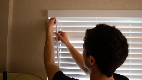 Sunsa Wand Automated Smart Blinds - Powered by InnoPhase (Photo: Business Wire)