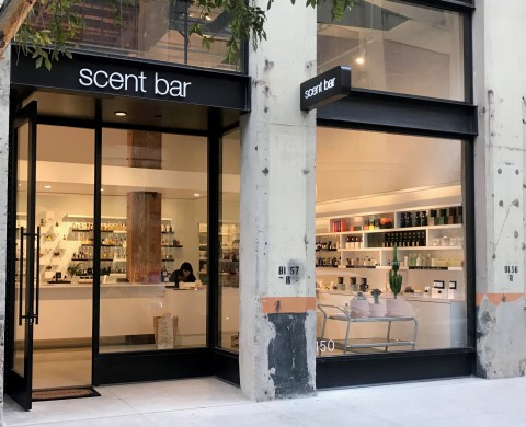Scent Bar DTLA. (Photo: Business Wire)