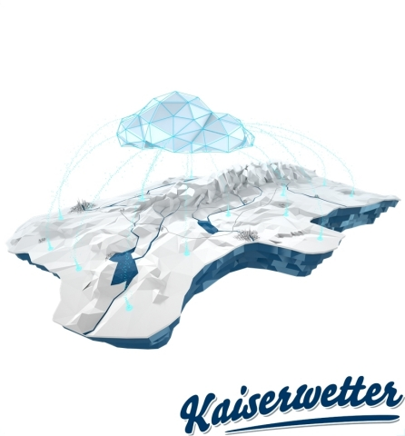 Kaiserwetter launches ARISTOTELES Sky – The Energy Cloud for Nations, to help governments speed up the transition to clean energy and mitigate transition risks. (Graphic: Business Wire)