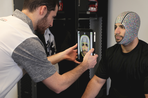 Riddell Partners with NetVirta to Advance Head Protection with Mobile 3D Technology (Photo: Business Wire)