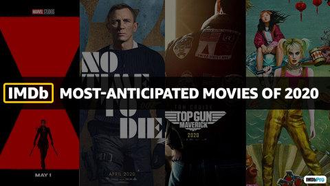 IMDb Most Anticipated Movies of 2020 (Photo courtesy of IMDb)