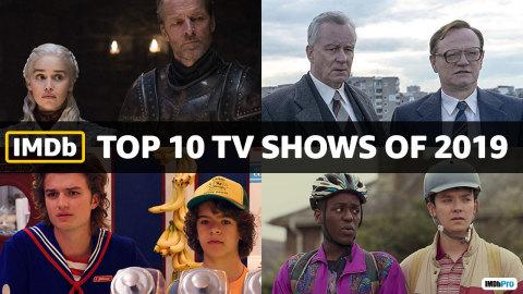 IMDb Top 10 TV Shows of 2019 (Photo courtesy of IMDb)