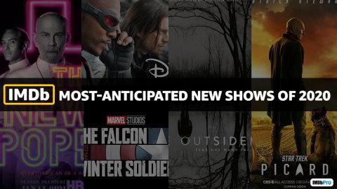 IMDb Most Anticipated New TV Shows of 2020 (Photo courtesy of IMDb)