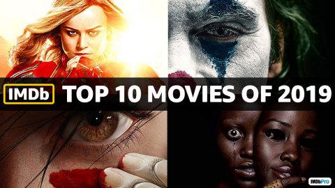 IMDb Top 10 Movies of 2019 (Photo courtesy of IMDb)