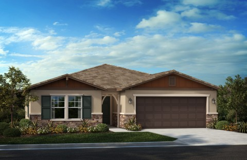 New KB homes now available in the Inland Empire. (Photo: Business Wire)