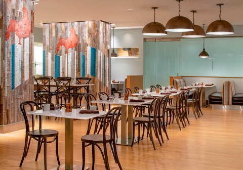 fat Rooster diner at Hyatt Regency Indianapolis (Photo: Business Wire)