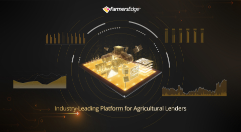 Farmers Edge is enabling banks and other financial services companies to offer customized loans that assess each grower's unique field-data. (Photo: Business Wire)