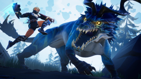 Join millions of players in Dauntless, the fastest-growing online* action-RPG, and explore a massive, free-to-play online world. (Graphic: Business Wire)