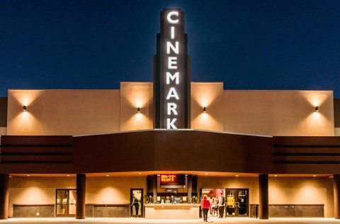 The Cinemark Greenwood Corner theatre is located at 1848 E. Stop 13 Road, Indianapolis, IN 46227 and features an upgraded moviegoing experience with brand new movie offerings. (Photo: Business Wire)
