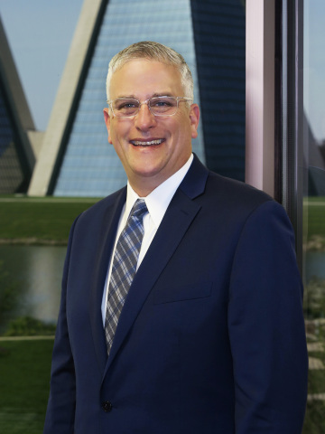 Republic Airways Senior Vice President and Chief Financial Officer Joe Allman (Photo: Business Wire)