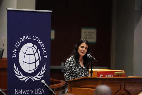 Nina Hachigian, Deputy Mayor of Los Angeles for International Affairs (Photo: Mary Kay Inc.)