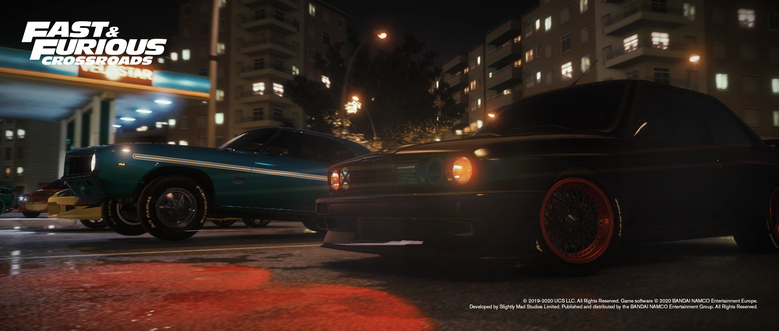 Home Theater Pc 2020.Fast Furious Crossroads Speeds Onto Playstation 4 Xbox