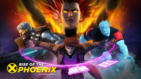 Several new details about the upcoming MARVEL ULTIMATE ALLIANCE 3: The Black Order DLC Pack 2 – X-Men: Rise of the Phoenix content were unleashed in a new trailer. (Graphic: Business Wire)