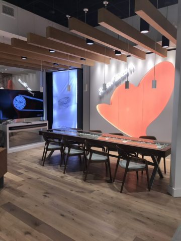 Jared® x James Allen concept store in Frederick, Md. (Photo: Business Wire)