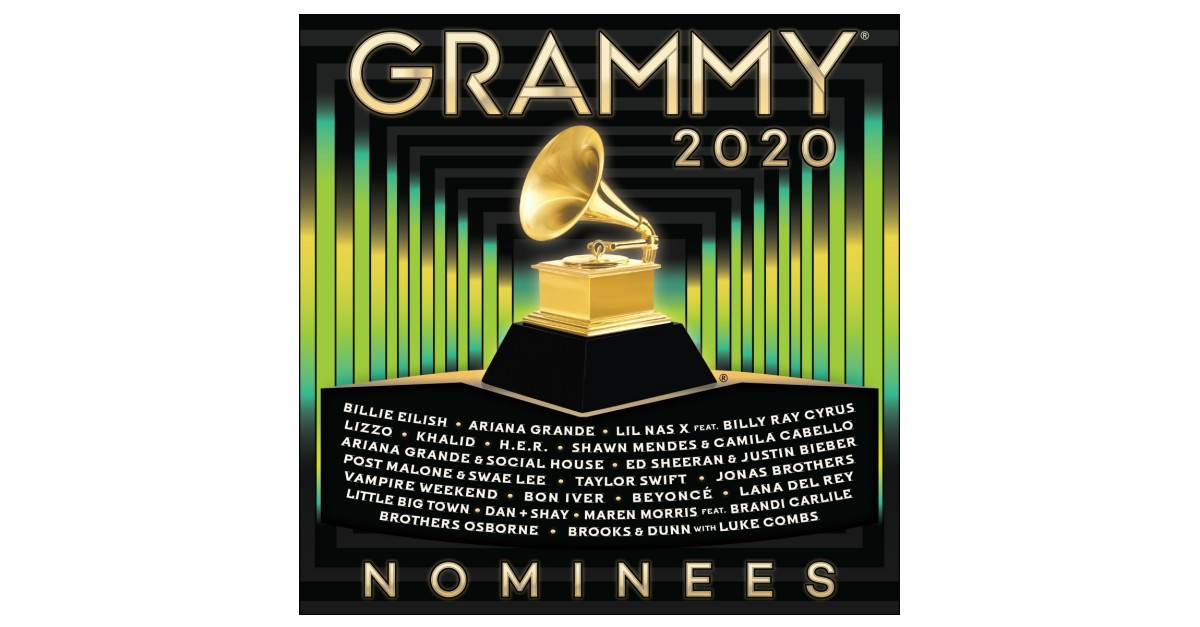 Recording Academy And Warner Records Reveal The 2020 Grammy Nominees Album Track Listing Featuring 21 Songs That Defined The Year In Music Business Wire