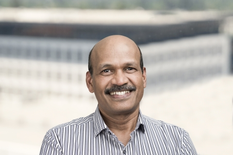 Ramki Ramakrishnan appointed as vice president of operations at Balbix (Photo: Business Wire)