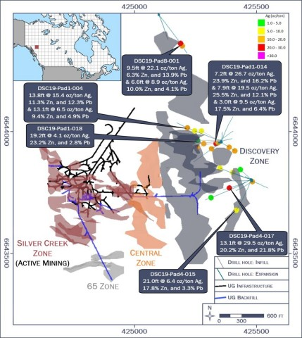Silvertip: Plan Map (Photo: Business Wire)