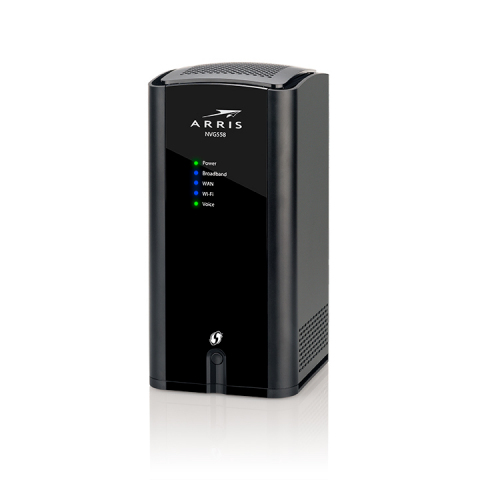 CommScope NVG558 fixed wireless access gateway (Photo: Business Wire)