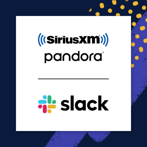 SiriusXM Chooses Slack for Companywide Collaboration (Graphic: Business Wire)