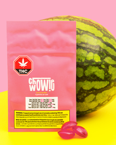 Chowie Wowie will launch with an array of reliably dosed cannabis-infused chocolates and gummies. (Photo: Business Wire)