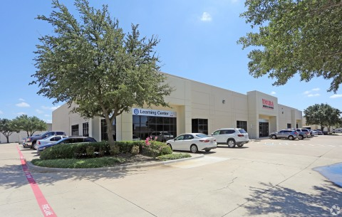 Meritex Enters Dallas Market With Acquisition of Jetstar 114 Business Center (Photo: Business Wire).