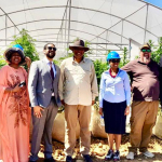 Halo Receives a Royal Visit From the King and Queen of Lesotho to Bophelo Bioscience's Cannabis Cultivation Site in Mafeteng