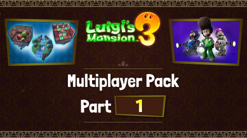 Just when Luigi thought it was safe to get a night's rest, duty beckons as waves of new ghosts and mini-games arrive as paid downloadable content for the Luigi's Mansion 3 game on the Nintendo Switch system. With two new expansions planned for 2020, there's never been a better time to gear up for more ghost hunting. (Photo: Business Wire)
