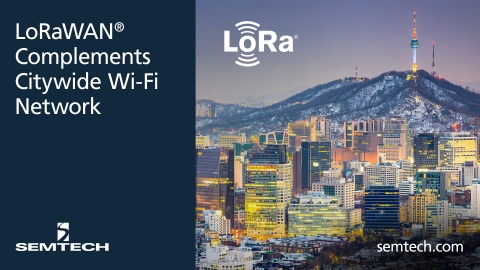 LoRa and Seoul (Photo: Business Wire)