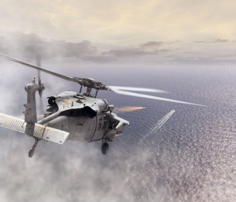The U.S. Navy has signed a $2.68 billion contract for thousands of BAE Systems' low-cost, combat-proven APKWS® Laser-Guided Rockets. (Photo: BAE Systems, Inc.)