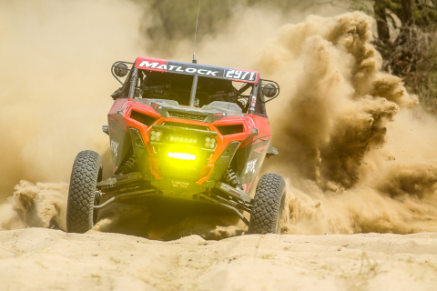 Polaris RZR Factory Racing Ends 2019 Season With 37 Wins and 61 Podiums (Photo: Business Wire)