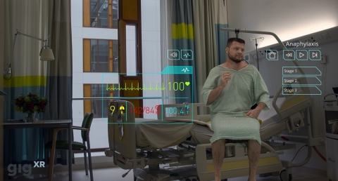 HoloPatient (Photo: Business Wire)