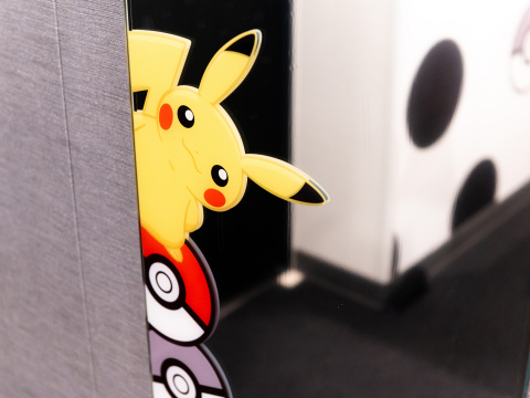 Pokémon Room (Photo: Business Wire)