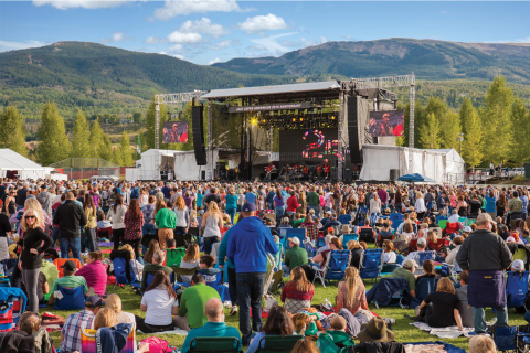 Jazz Aspen Snowmass (JAS), celebrating their 30th Anniversary in 2020, announces the initial line-up for the highly anticipated Labor Day Experience including headliners Stevie Nicks, Eric Church and Kings of Leon, along with Maren Morris, and additional acts to be announced at a later date. (Photo: Business Wire)